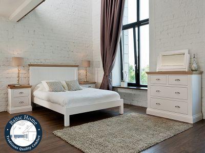 Buy bedroom COL05 Coelo Ice white/oil